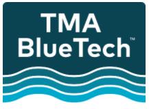 TMA BlueTech logo
